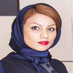 خانم ندا نظرآبادی - کارشناس بازرگانی