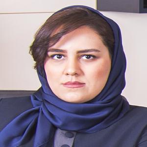 خانم نفیسه فراهانی - کارشناس مالی