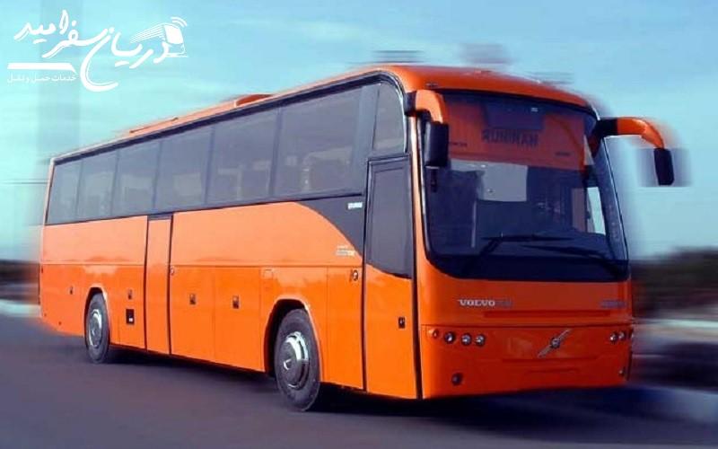 اجاره اتوبوس توریستی